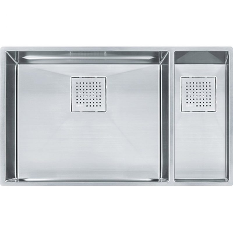 Franke Peak Undermount Kitchen Sink - PKX160-RH