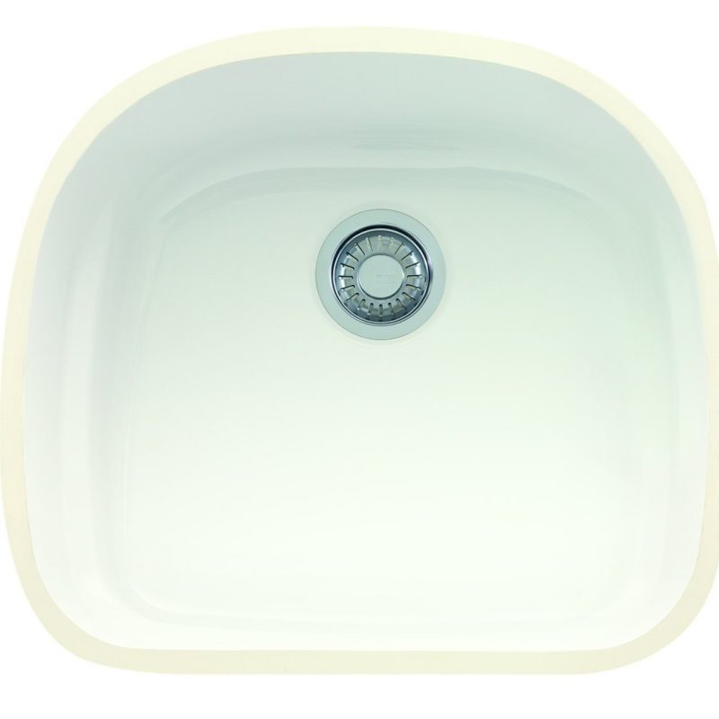 Franke Prestige Undermount Kitchen Sink – PRK11021WH
