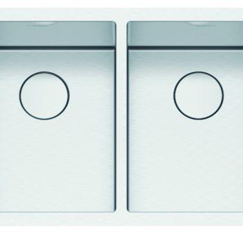 Franke Professional Series Undermount Kitchen Sink - PS2X120-14-14-CA