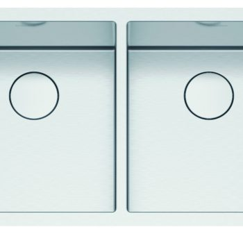 Franke Professional Series Undermount Kitchen Sink - PS2X120-16-16-CA