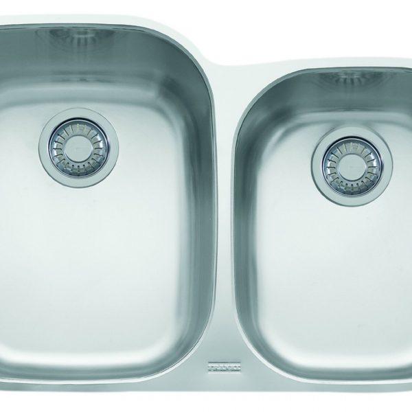 Franke Regatta Undermount Kitchen Sink - RGX160