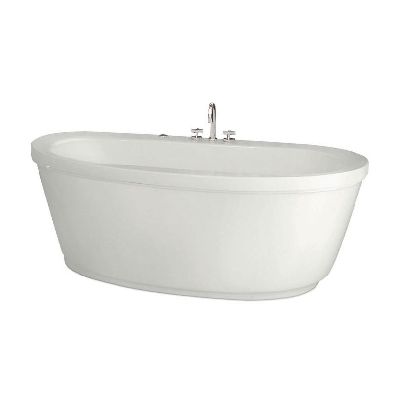 MAAX 105359 - Jazz 6636 F - 2-piece freestanding bathtub