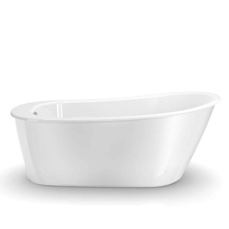 MAAX 105797 - Sax 60x32 AcrylX 2-piece freestanding bathtub