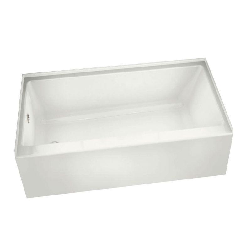 MAAX 105816 - Rubix 6030AFR 60x30 skirted bath
