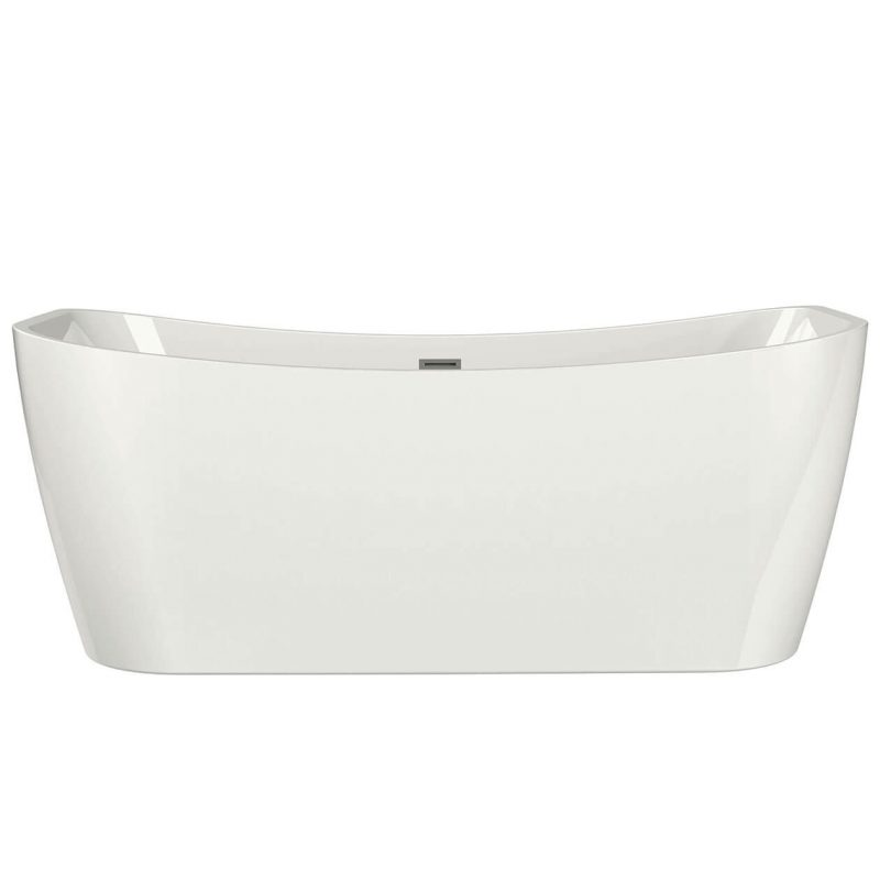 MAAX 106388 - Villi 65x32 freestanding bathtub