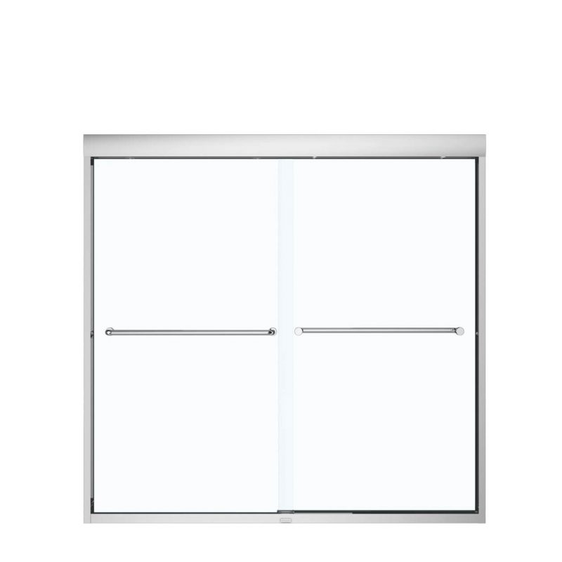 MAAX 134573 - Kameleon Sliding Tub Door 55-59' x 57'