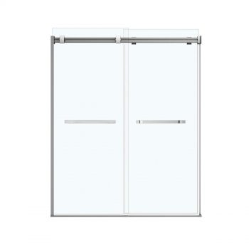 MAAX 136272 - Duel Sliding Shower Door 56-58 ½ x 70 ½-74 in.