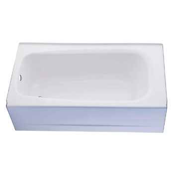 DXV D12460002.415 - Hawkins Bathtub – Left Drain