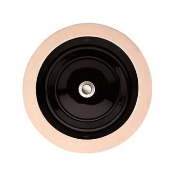 DXV D20055000.178 - Pop Round Under Counter Bathroom Sink