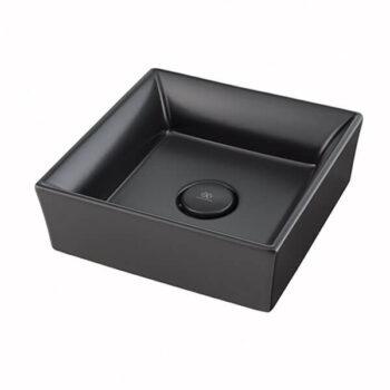 DXV D20085015.059 - Pop Square Vessel Bathroom Sink
