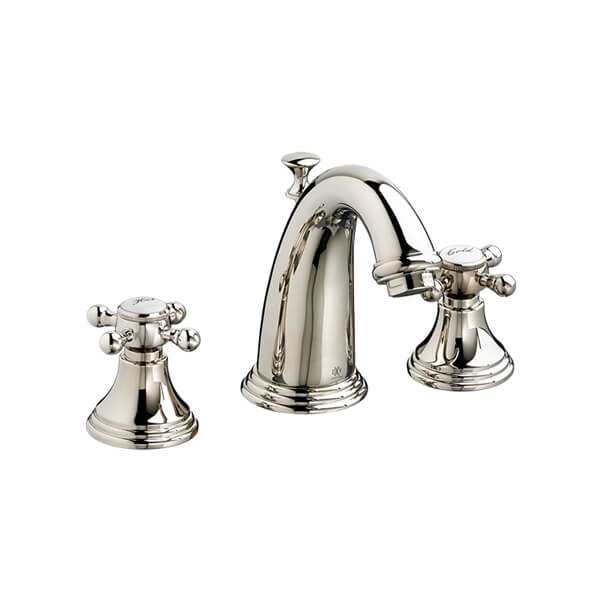 DXV D3510184C.150 - Ashbee Widespread Bathroom Faucet with Cross Handles