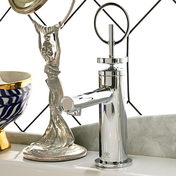 DXV D3510512C.100 - Percy Single Handle Bathroom Faucet with Loop Handle
