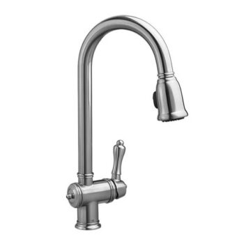DXV D35402300.355 - Victorian Pull-Down Kitchen Faucet