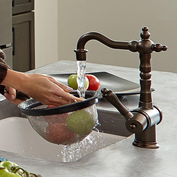 DXV D35402400.110 - Victorian Bar Faucet