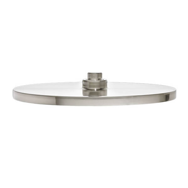 DXV D35700210.144 - Contemporary 10 Inch Round Showerhead