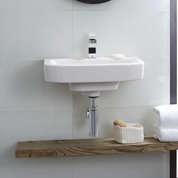 DXV D20075001.415 - Equility 22 Inch Wall-Hung Bathroom Sink