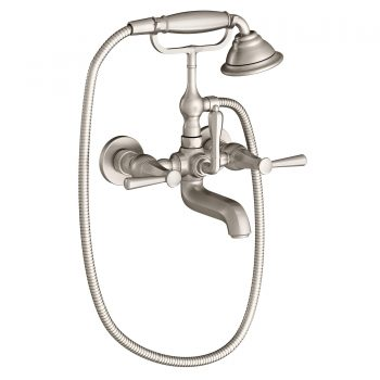 DXV D35160980.144 - Fitzgerald Wall Mount Tub Filler