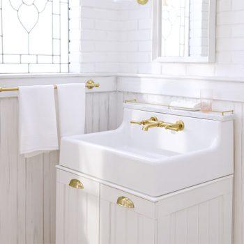 DXV D3515545C.427 - Oak Hill Wall Mount Bathroom Faucet