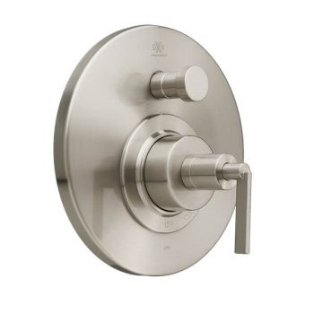 DXV D35105600.144 - Percy Pressure Balanced Tub/Shower Trim with Lever Handle