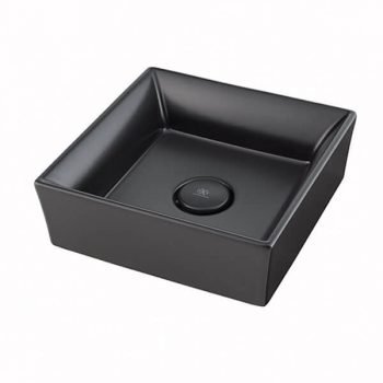 DXV D20085015.059 - Pop Square Vessel Bathroom Sink