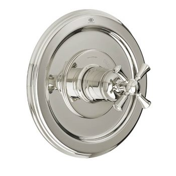 DXV D35102514.150 - Randall 1/2 Inch or 3/4 Inch Thermostatic Valve Trim with Cross Handle