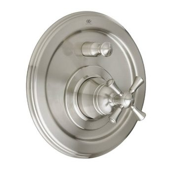 DXV D35102640.144 - Randall Pressure Balanced Tub/Shower Valve Trim with Cross Handle