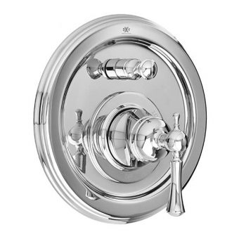 DXV D35102600.100 - Randall Pressure Balanced Tub/Shower Valve Trim with Lever Handle