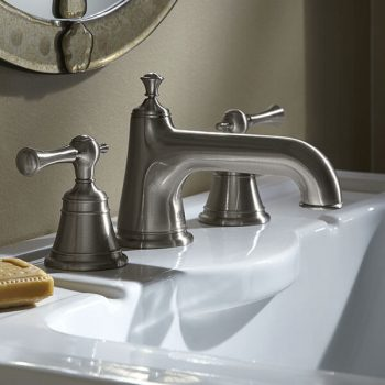 DXV D3510280C.144 - Randall Widespread Bathroom Faucet with Lever Handles