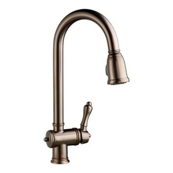 DXV D35402300.110 - Victorian Pull-Down Kitchen Faucet