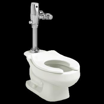 American Standard 2282001.020 - Baby Devoro 1.28-1.6 gpf FloWise Universal Flushometer Toilet
