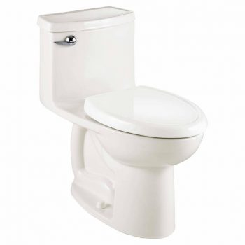 American Standard 2403128.222 - Compact Cadet 3 FloWise One-Piece 1.28 gpf Toilet
