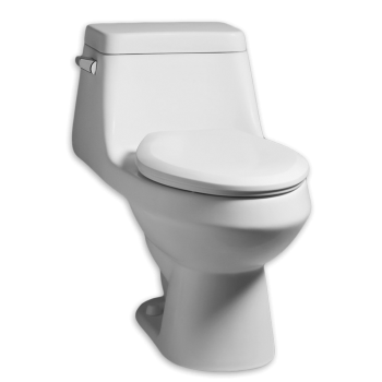 American Standard 2862016.020 - Fairfield Elongated One-Piece Toilet with Seat