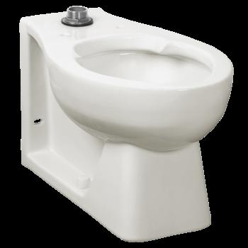 American Standard 3312001.020 - Huron 1.28-1.6 gpf EverClean Universal Flushometer Toilet