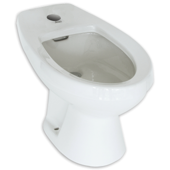 American Standard 5023111.021 - Cadet Single Hole Bidet for Deck Mounted Fittings