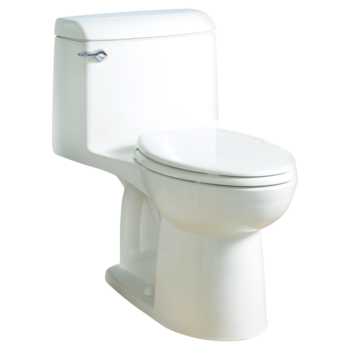 American Standard 2034314.222 - Champion 4 Elongated Right Height One-Piece Toilet 1.6 GPF with Seat