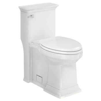 American Standard 2851A104.222 - Town Square S Right Height Elongated One-Piece Toilet with Seat