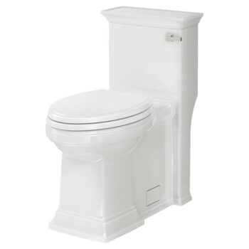 American Standard 2851A105.020 - Town Square S Right Height Elongated One-Piece Toilet