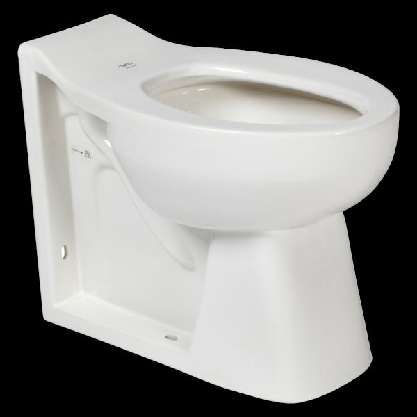 American Standard 3341001.020 - Huron 1.6 gpf EverClean Flushometer Toilet