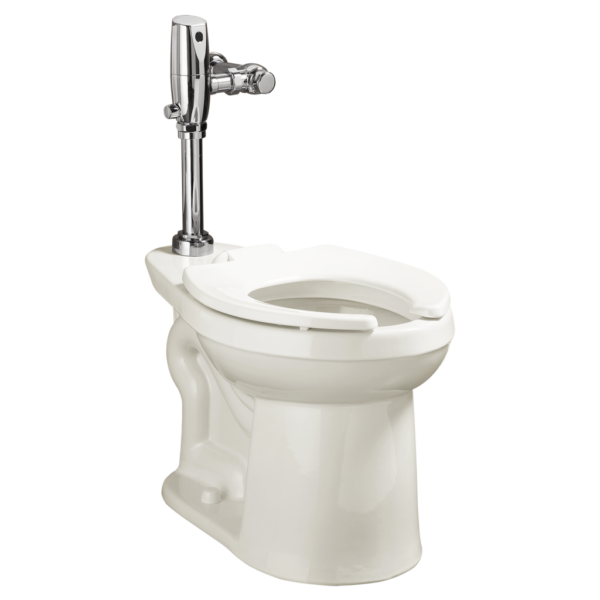 American Standard 3641001.020 - Right Width 1.28-1.6 gpf FloWise Right Height Elongated Flushometer Toilet