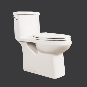 CONTRAC 4710BOVU –  CALI 4.8L ONE PIECE TOILET, ELONGATED 16 3/4″ BOWL