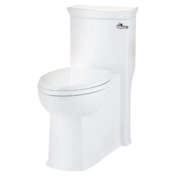 DXV D22005C102.415 - Wyatt Elongated One-Piece Toilet with Right-Hand Trip Lever