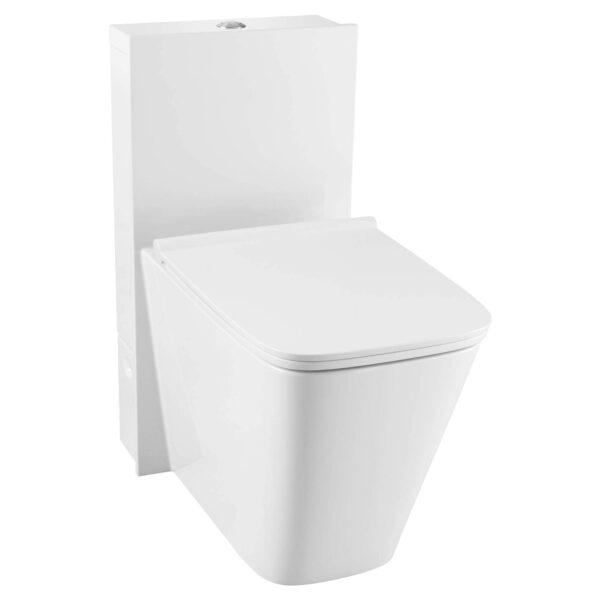 DXV D22020A100.415 - DXV Modulus Monolith Elongated One-Piece Toilet