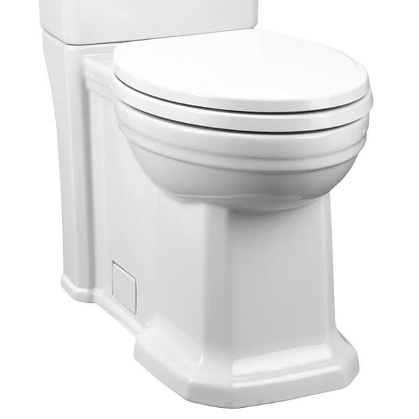 DXV D23005C000.415 - Fitzgerald Elongated Toilet Bowl