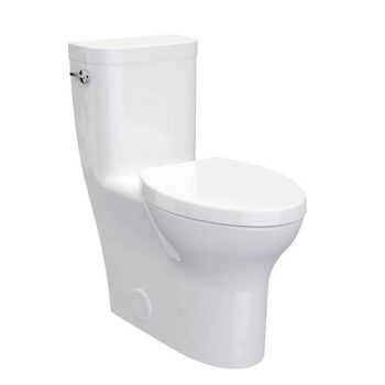 DXV D22690A109.415 - Equility Elongated One-Piece Toilet