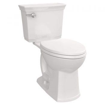 DXV D24370A121.415 - Wyatt VorMax Toilet Tank - Left Hand Trip Lever