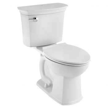 American Standard 714AA154.020 - ActiClean Right Height Elongated Complete Toilet