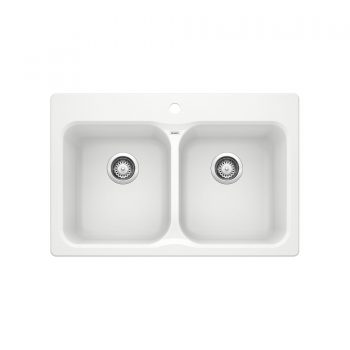 BLANCO 400010 – VISION 210 Drop-in Kitchen Sink