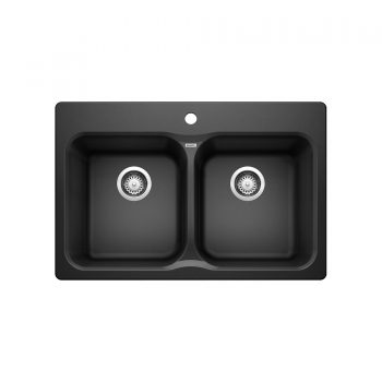 BLANCO 400012 – VISION 210 Drop-in Kitchen Sink