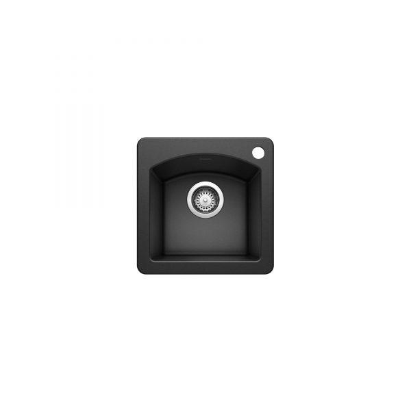 BLANCO 400033 - DIAMOND Mini Drop-in Bar/Prep Sink