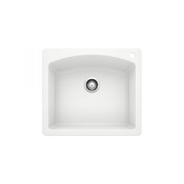 BLANCO 400063 - DIAMOND 1 Single Bowl Drop-in Sink